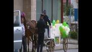 Полицаи в акция на абитурентска в Дупница