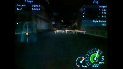 nfs undergraund 1 street race
