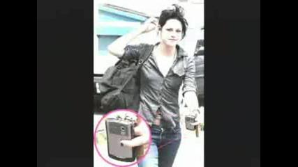 Kristen Stewart // Tick Tock za konkursa na jennifer morrison (2 kryg)