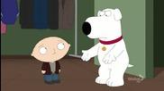 Family Guy - Brian Writes a Bestseller