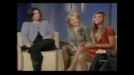 Beyonce - Interview On The View