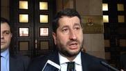 Христо Иванов: Борисов приема оставката