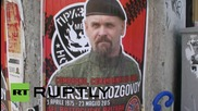 Italy: LNR/LPR commander Mozgovoy honoured in Rome