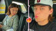 Нова звездна двойка: Снимаха Мили Боби Браун и сина на Джон Бон Джоуви в опасна близост!