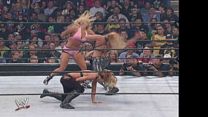 Beth Phoenix emerges victorious in a Battle Royal: SummerSlam 2007