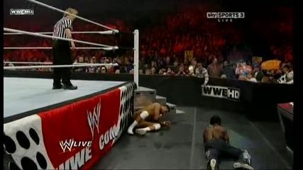 Wwe Raw - Alberto Del Rio vs. R - Truth 10.01.2011
