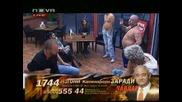 Най - страстната целувка с език на Стоян и Цветелин - Big Brother Family 12.04.2010