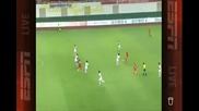 Guangdong Vs Liverpool 3-4 2011 Frendly