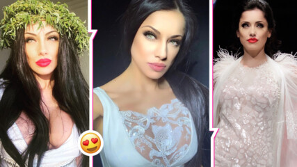 Роси Иванова – българската двойничка на Анджелина