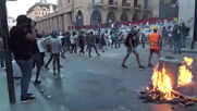 Lebanon: Clashes break out amid ongoing anti-govt. protests in Beirut