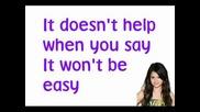 Selena Gomez - Tell Me Something I Dont Know[lyrics on screen]