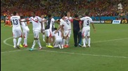 1/4 финал: Нидерландия 0 – 0 Коста Рика // F I F A World Cup 2014 // Netherlands 0 – 0 Costa Rica