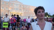 Greece: Anti-austerity protest grips Athens as thousands rally