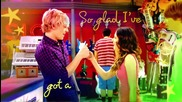 Laura Marano - Me and You (from Austin & Ally) (official Lyric Video)