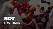 NEXTTV 039: Комикси: Flash