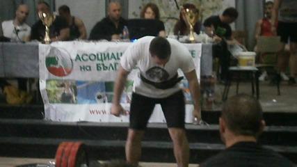 Ivo georgiev 190 murtva tqga na Sustezanie! ! !