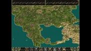 imperium 3 - Балкани 1 vs 1 vs 3 vs 3