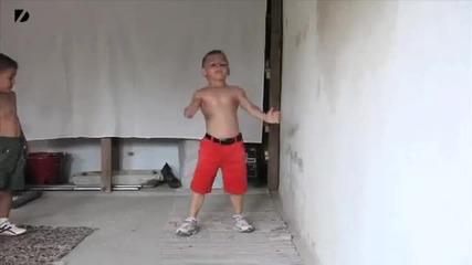Най-силните деца на света