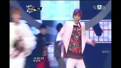 (miss Right by Teen Top Mcountdown 2013.3.7)