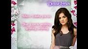 Lucy Hale - Make You Believe (lyrics)