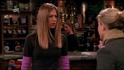 Friends / Приятели - Сезон 6 Епизод 14 - Bg Audio - | Част 1/2 |