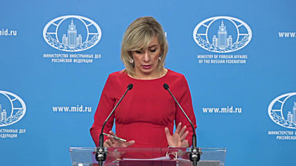 Russia: 'What is it for?' - Zakharova questions France, Germany joining Idlib talks