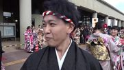 Hundreds celebrate 'Coming of Age Day' in Okinawa