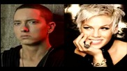 Pink ft. Eminem - Here Comes The Weekend ( Hd )