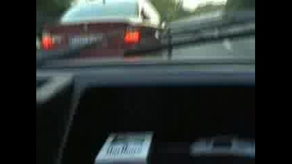 Гонка С Bmw I Opel Corsa