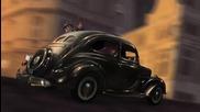 The Godfather Five Families - трейлър на играта