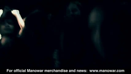 Manowar - Die for Metal ( H Q music video )