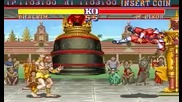 Street Fighter 2 Dhalsim All Perfect 3