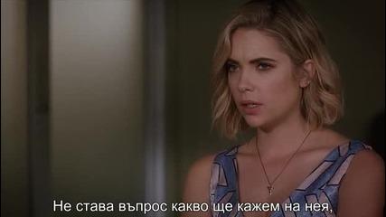 Малки сладки лъжкини сезон 6 епизод 3 + Бг Субтитри / Pretty little liars season 6 episode 3 bg sub