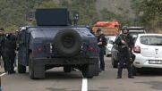 Serbia: Drivers block Jarinjie border over Kosovo ban on Serbian-registered cars