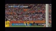 Женски футбол-1/4 финал, Бразилия- Сащ,невероятен гол на Аби Уамбах