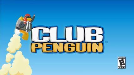 Лудото представление в Клуб Пингвин