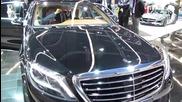 2014 Mercedes Brabus tuning fest