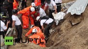 Guatemala: At least 56 dead, hundreds missing in devastating landslide