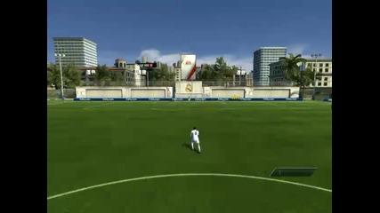 Fifa 11 {virtual Pro} - Финтове,крачета и Удари