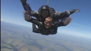 Скок с Парашут от 3600 метра и с Бънджи от 120 метра