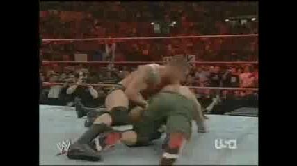 John Cena Vs Rated Rko