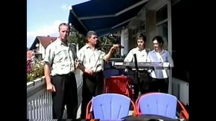 Mirsada i jarani - Dobra Gara i sljiva rakija - (Official video 2005)