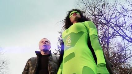 G-force - рекламни клипове от Динамик Артс за Глобул