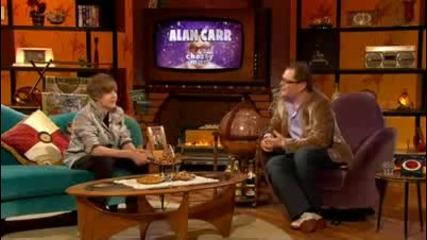 Justin Bieber Alan Carr Interview 2010