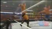 Wwe wrestlemania 27 John Cena vs the Miz