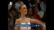 Олимпиада Лондон 2012 - Евгения Канаева - топка