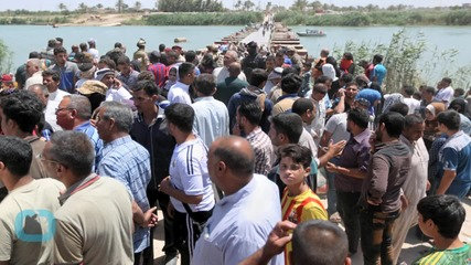 ISIS Has Iraq's Anbar in 'Total Collapse'