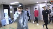 Bts - Boy In Luv - choreography practice близка версия 260214