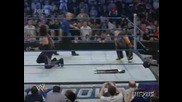 WWE Джеф Харди Срещу Гробаря - Екстремен Мач (SMACKDOWN! 14.11.08)