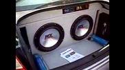 Audi A4 - Mtx Woofer